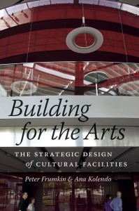 Building for the Arts book cover
